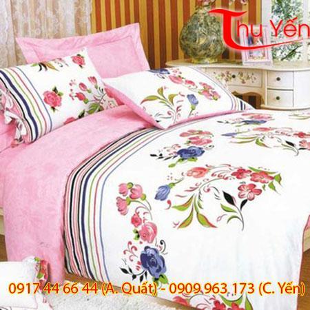 Vải thun may Drap giường