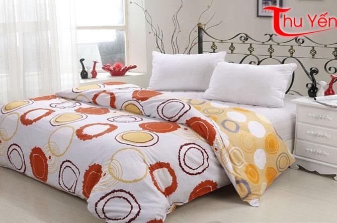 Vải thun may drap giường giá rẻ