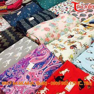 Vải thun Hàn Quốc