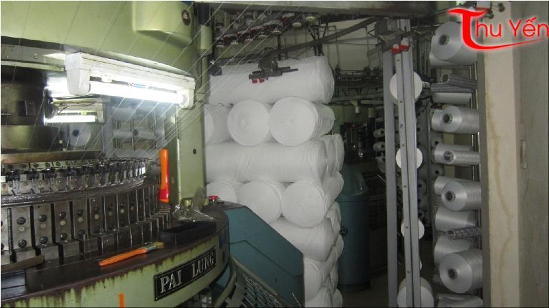 Sản xuất vải thun Thu Yến