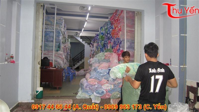 Vải thun Bông
