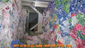 Vải Thun May Rèm Cửa