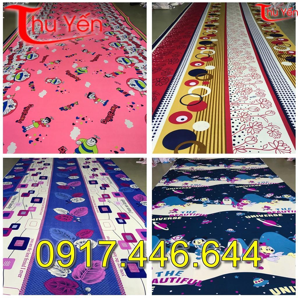 Vải thun Thu Yến nơi cung cấp vải thun ký chất lượng giá rẻ