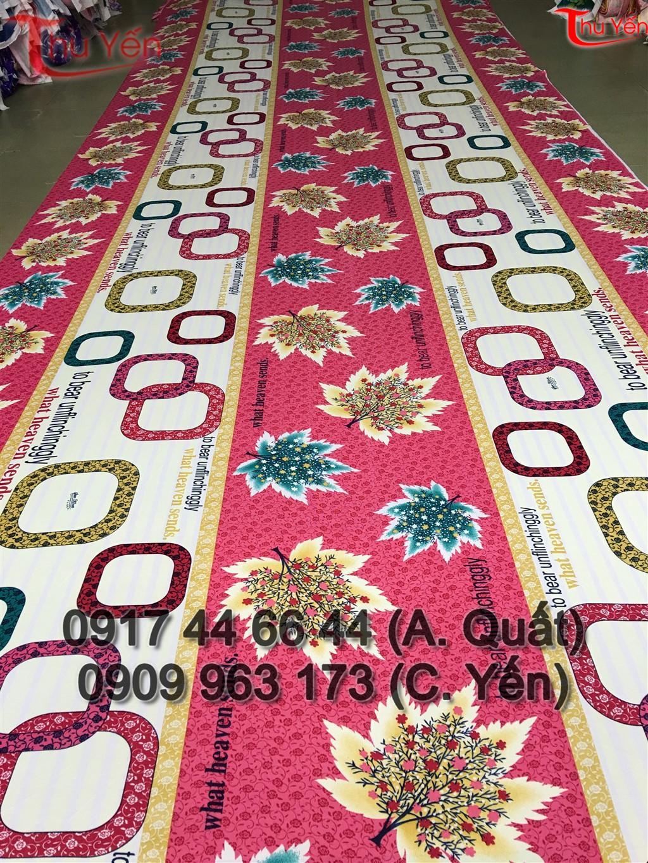 Vải Thun Thái