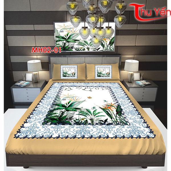Vải thun Ý 5D thun Thái MH02