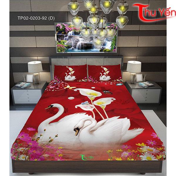 Vải thun Ý 5D thun Thái TP02-0203-92