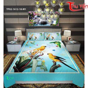 Vải thun Ý 5D thun Thái TP02-1612-18
