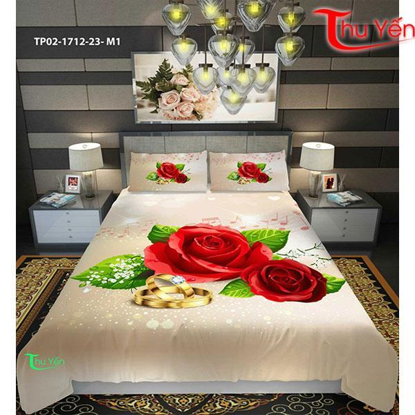 Vải thun Ý 5D thun Thái TP02-1712-23