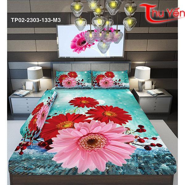 Vải thun Ý 5D thun Thái TP02-2303-133