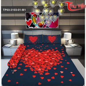 Vải thun Ý 5D thun Thái TP03-3103-01