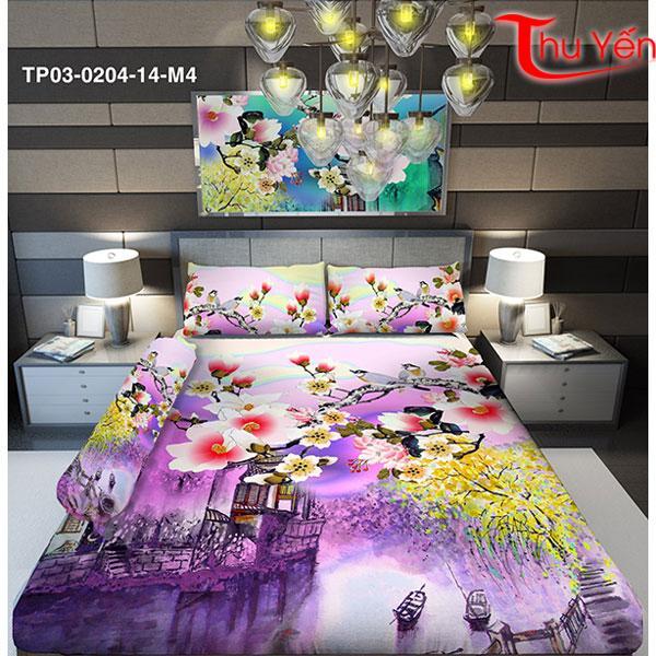 Vải thun Ý 5D thun Thái TP03-0204-14